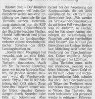 BT Bericht Mehr Geld fürs Tierheim 15.03.19