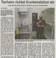 BT Berichte 17.10.20 Katzen Krankenstation